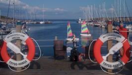 Daniel & Lovisa seglar igen!