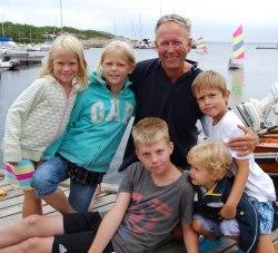 Optimistgrupp 1 sommaren 2010