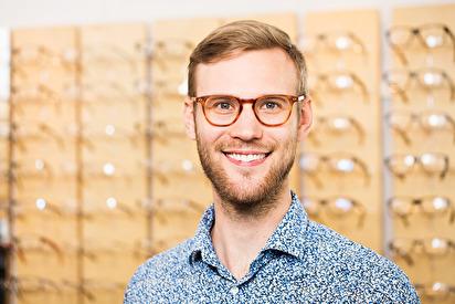 Leg Optiker Mikael Einarsson