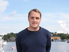 Linus Rispling, Senior Cartographer/GIS Analyst