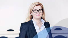 Tiina Perho, Board member South West Finland Regional Council & Chair CPMR BSR Working Group on Maritime issues