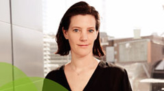 Felicia Reuterswärd, Sustainability Manager H&M.