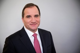 Stefan Löfven, Prime Minister of Sweden. Photo by: Kristian Pohl, Government Offices of Sweden.