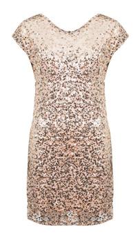 Narnia Guld - Narnia Guld klänning 36-40