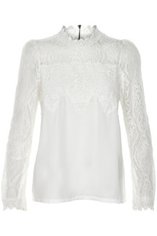 Remus blouse - Remus blouse vit L