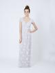 Summer date long dress - Summer date dress XL