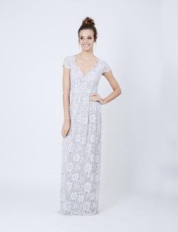 Summer date long dress - Summer date dress S