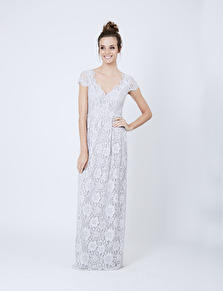 Summer date long dress