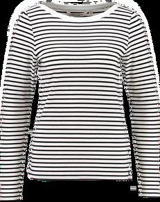 Garcia striped l/s t shirt