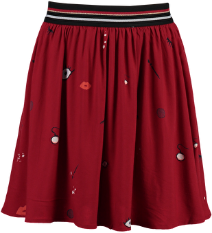 Garcia red skirt - Garcia girl red skirt 122