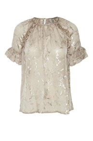 Jacka s /s Blouse