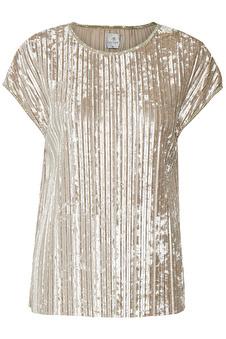 Champagnie Blouse - Champagnie blouse L