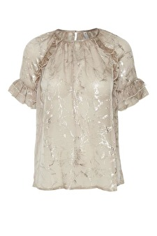 Jacka s /s Blouse - Jacka s/s blouse S