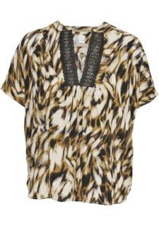 Karli Blouse Gul - Karli blouse gul S