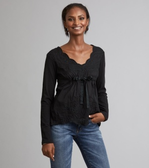 Oh My Blouse - Oh my blouse black 1