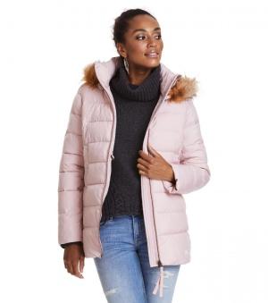 Winterland Jacket - Winterland jacket rose 1