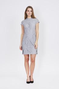 Mist Overlap Dress