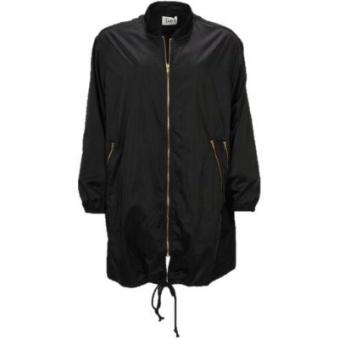 Rim Long Jacket - Rim Long jacket svart 34