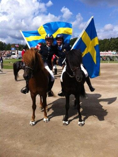Nordiska Mästerskapen 2012. Foto: Eva Spegel