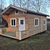 Fritidshus Attefallshus 25 m² + Loft