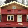 Härbre 30 m² + 30 m² (60m²) + Balkong