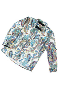Retro Cashe - Feaver shirt with bow - Feaver shirt 80/86