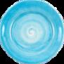 Mateus- Basic Plate 25cm - Basic plate 25 cm Turquise