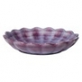 Mateus- Oyster Bowl Large - Mateus oyster  purple