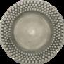Mateus- Bubble Plate 28cm - mateus bubble plate 28 grey