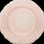 Mateus- Bubble Plate 28cm - mateus bubble plate 28 light pink