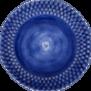 Mateus- Bubble Plate 28cm - mateus bubble plate 28 blue
