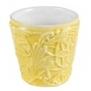 Mateus- Espresso cup 10cl - mateus lace espresso 10cl yellow