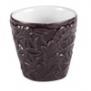 Mateus- Espresso cup 10cl - mateus lace espresso 10cl plum