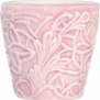 Mateus- Lace Mug 30cl - Mateus lace mug 30 cl light pink