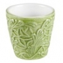 Mateus- Lace Mug 30cl - Mateus lace mug 30 cl green