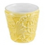 Mateus- Lace Mug 30cl - Mateus lace mug 30 cl yellow