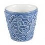 Mateus- Lace Mug 30cl - Mateus lace mug 30 cl light blue