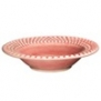 Mateus- Bubble Soup plate 25 cm - mateus bubble soup plate 25cm pink