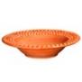 Mateus- Bubble Soup plate 25 cm - mateus bubble soup plate 25cm orange