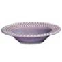 Mateus- Bubble Soup plate 25 cm - mateus bubble soup plate 25cm purple