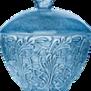 Mteus- Lace Bowl with lid 60 cl - mateus bowl lid 60 turquise