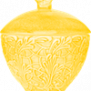 Mteus- Lace Bowl with lid 60 cl - mateus bowl lid 60 yellow