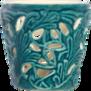 Mateus- Lace Candle holder 7 cm - mateus lace candle holder 7cm ocean