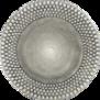 Mateus- Bubble Round Platter 42 cm - mateus bubble platter 42 cm grey