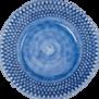 Mateus- Bubble Round Platter 42 cm - mateus bubble platter 42 cm light blue