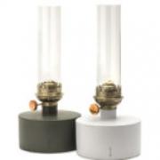 Klong- Patina- oil lamp large