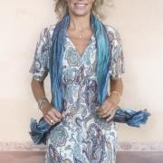 Lady dress - Turquise