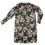 Cashe Design- Flower Dress  green
