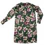 Cashe Design- Flower dress marinblå - Cashe Design flower dress grön xl