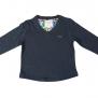 Petite Cashe-T-shirt v-neck - T-shirt V-neck 140/146
